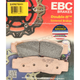 SXR Side By Side Race Fomula HH Sintered Brake Pads - SXR676HH