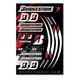 Bridgestone Decals - 40-90-118