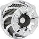 Chrome Inverted Series Drift Air Cleaner Kit - 18-982