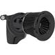Black Velocity 65 Degree Air Cleaner Kit - 81-204