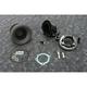 Black Velocity 65 Degree Air Cleaner Kit - 81-206