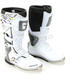 White Fastback Boots