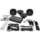 Big Ultra Amp/Front and Rear Speaker Kit - REV-450U KIT-AA