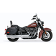 Chrome Independence Long Exhaust - HD00751