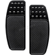 Black Drilled Original Driver Floorboards - FBF91-KDOB