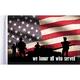 10 in. x 15 in. Honor Flag - FLG-HONOR15