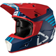 Ink/Blue GPX 3.5 V19.2 Helmet
