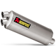 Titanium Slip-On Muffler - S-H10SO22-HWT