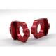 Red Elite Axle Blocks - 17-240