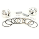 Forged Stock Bore Stroker Pistons - 106-5781
