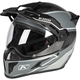 Gray Krios Karbon Adventure Valiance Helmet