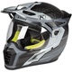 Matte Gray/Black/Lime Krios Pro Arsenal Helmet