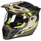 Matte Dune Tan/Black/Lime Krios Pro Arsenal Helmet