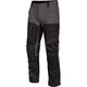 Gray Switchback Cargo Pants