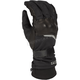 Black Vanguard GTX Long Gloves