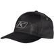 Black Rally Tech Hat