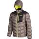 Gray Torque Jacket