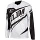White/Black XC Lite Jersey