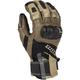 Tan Short Adventure GTX Gloves