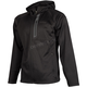 Black Stealth Alpha Zip Hoody