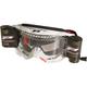 White Vista Goggles w/Roll Off System - 3303ROBI