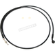 Black Vinyl Coated Stainless Steel XR Hydraulic Clutch Line - +10