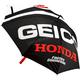 Black/White Geico Honda Flare Umbrella - 70891-001-01