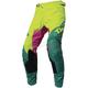 Acid/Teal Pulse Factor Pants