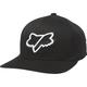 Black Slash Snapback Hat - 23001-001-OS