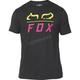 Black/Yellow Furnace SS Premium T-Shirt