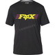 Black/Yellow Muffler SS T-Shirt