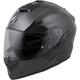 Black EXO-ST1400 Carbon Helmet