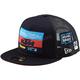 Youth Navy 2019 KTM Team Snapback Hat - 765740000