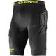 Black Tug Bottom Padded Shorts