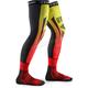 Youth Hi-Viz/Red Fusion Socks - FSN-HIVIZ/R-Y