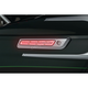 Chrome L.E.D. Saddlebag Hinge Accent w/ Run/Turn/Brake Function - 5476
