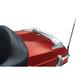 Chrome Saddlebag Lid Spoilers  - 7066
