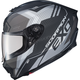 Matte Dark Gray EXO-R420 Seismic Helmet