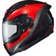 Red EXO-R2000 Hypersonic Helmet