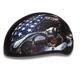 USA Skull Cap Half Helmet