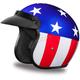 Captain America 3/4 Cruiser Helmet
