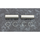 Piston Wrist Pin and Circlip Set - 11-0872