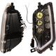 LED Headlight Conversion Kit - BL-LEDPIOHALO