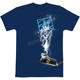 Blue Boxcage 2 T-Shirt