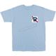 Men's Light Blue Blue Ribbon T-Shirt
