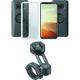 Black Moto Bundle Mount for Samsung Galaxy S8 Edge - 53909
