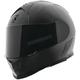 Satin  Black SS900 Helmet