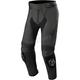 Black Short Missile v2 Leather Pants