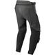 Black Short Missile v2 Airflow Leather Pants