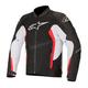 Black/White/Bright Red Viper v2 Air Jacket